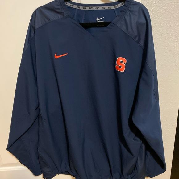 Nike Other - Nike Syracuse Orangemen Pullover - Size XXL